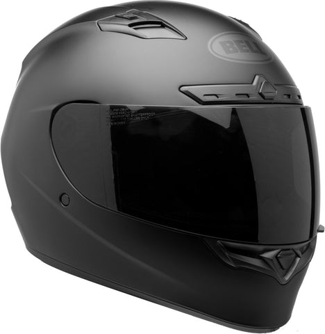 Bell Qualifier DLX ECE Certified Blackout Helmet - Matte Black