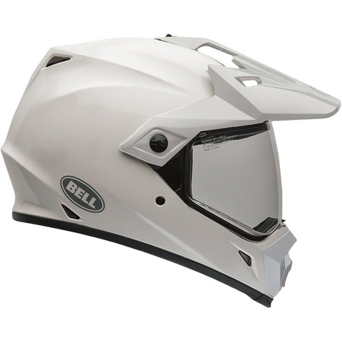 Bell Helmet MX 9 MIPS Adventure White