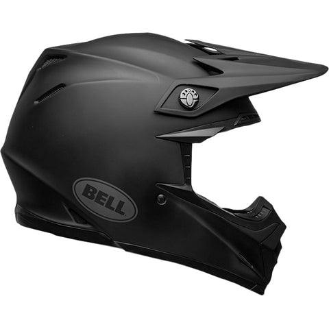 Bell 2018 Moto-9 Matt Black MIPS Equipped