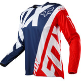 Fox 2017 360 Creo LE MXoN Navy/Red Jersey