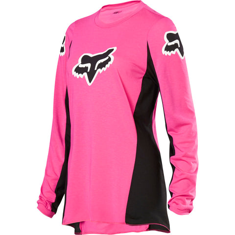 Fox 180 Legion Women's Racing Jersey - Pink