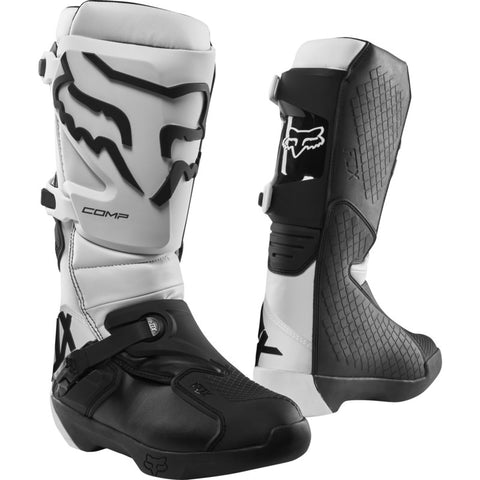 Fox Racing 2019 Comp Motorcycle Boots - White