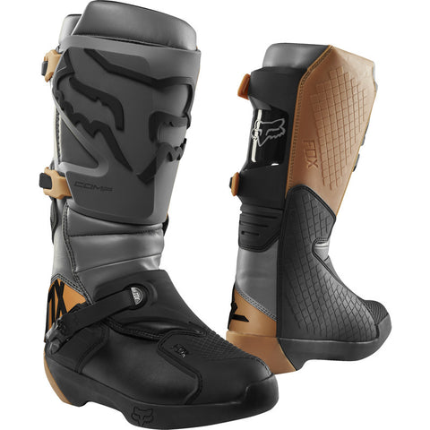 Fox Racing 2019 Comp Motorcycle Boots - Stone