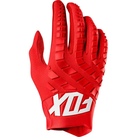 Fox 2019 360 Motocross Gloves - Red