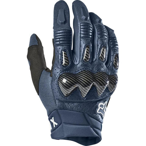 Fox Racing Bomber Mens's Gloves - Navy