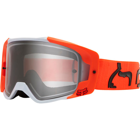 Fox  Mx Vue Dusc Motorcycle Goggles -Fluro Orange