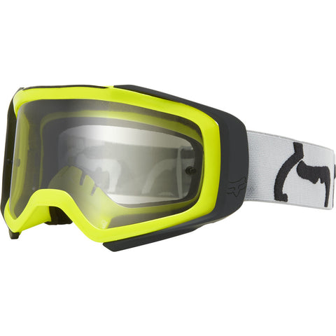Fox  Air Space Race Motorcycle Goggles - Grey