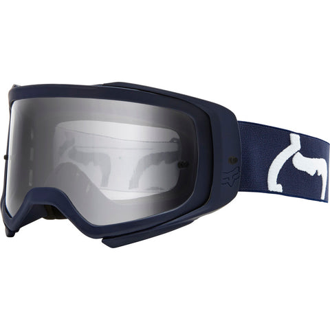 Fox  Air Space Race Motorcycle Goggles -Flme Red