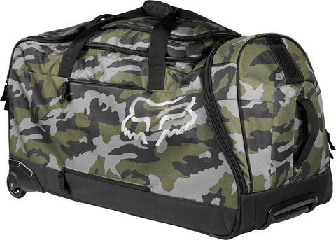 Fox Racing Shuttle Roller Gear Bag - Camo
