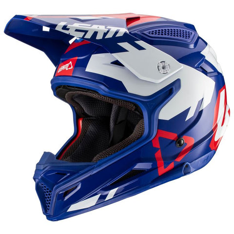Leatt GPX 4.5 V20.1 Motorcycle Helmet - Royal