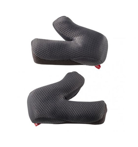 Leatt GPX 4.5/5.5/6.5 Replacement Helmet Cheek Pads 68MM