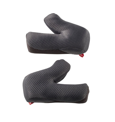 Leatt GPX 4.5/5.5/6.5 Replacement Helmet Cheek Pads XL/XXL 63MM