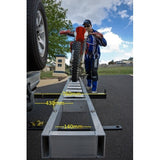 Mo-Tow 1.9M Motocross Bike Carrier - Large