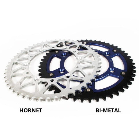 SPROCKET REAR MTX HORNET 822 47T #520