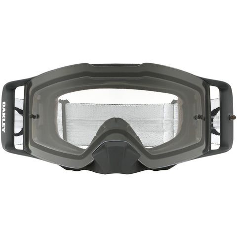 5b7a65f6909 ... Oakley Front Line MX Speed Prizm Motocross Goggles - Matte Black Clear  ...