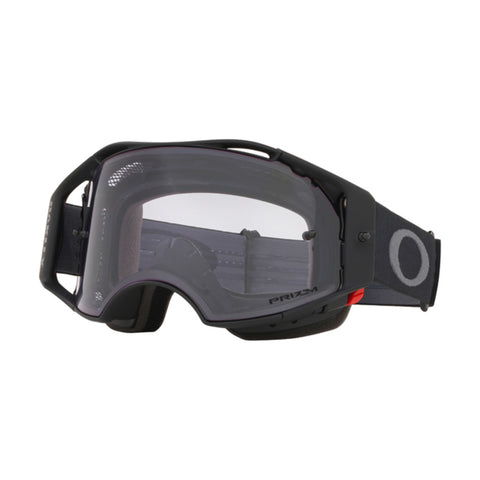 Oakley Airbrake MTB Prizm Low Light Motocross Goggles - Black/Gunmetal
