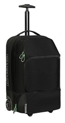 Ogio Black Wheeled ONU 20 Travel Bag