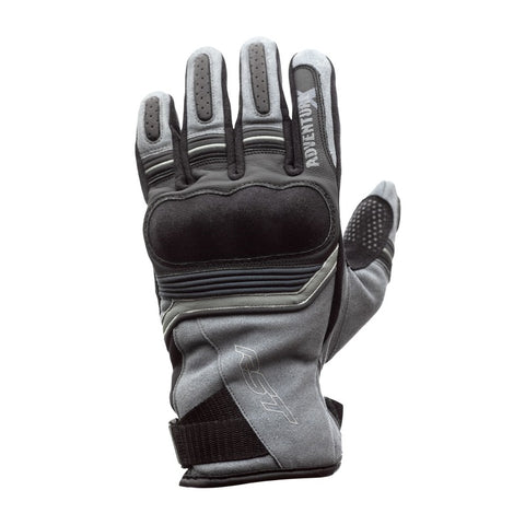 RST Adventure-X Motorcycle Glove - Grey/Silve