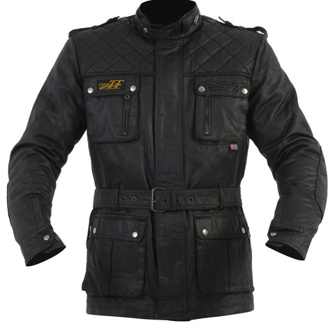 RST Jacket IOM TT Wax Cotton 3/4 - MotoHeaven