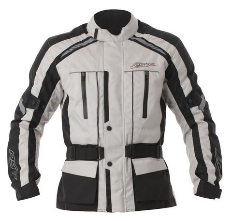 RST T100 Tour Waterproof Jacket - Silver