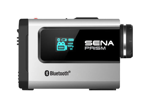 Sena Prism Action Camera - The Whole Kit & Kaboodle