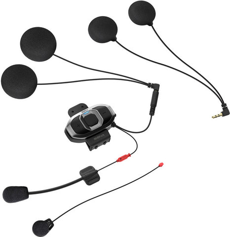 Sena SF4 Motorcycle Bluetooth Communication Headset SINGLE pack