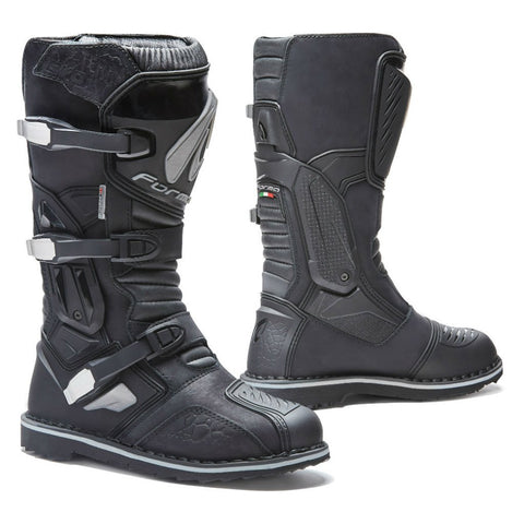 Forma Terra Evo Motorcycle Boots - Black