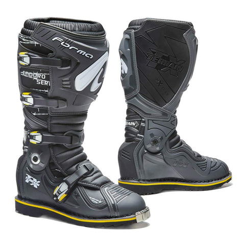 Forma Terrain TX Enduro Motorcycle Boots - Anthracite