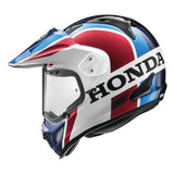 Arai XD-4 Africa Twin Adventure Helmet - Blue/Red/White