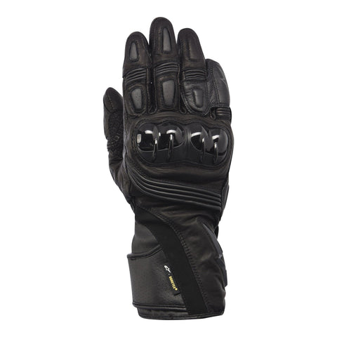 Alpinestars Gloves Archer Gore-Tex Winter Leather Black - MotoHeaven