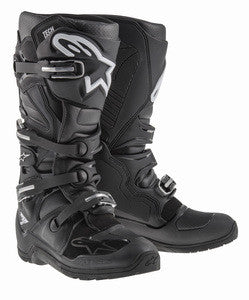 Alpinestars Tech 7 Enduro Sole Boots Black - MotoHeaven - 1