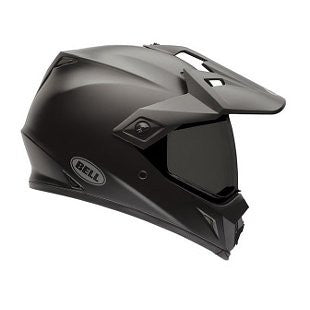 Bell Helmet MX 9 Adventure Matt Black - MotoHeaven
