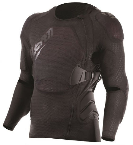 Leatt 2017 3DF Airfit Lite Body Protector - Black
