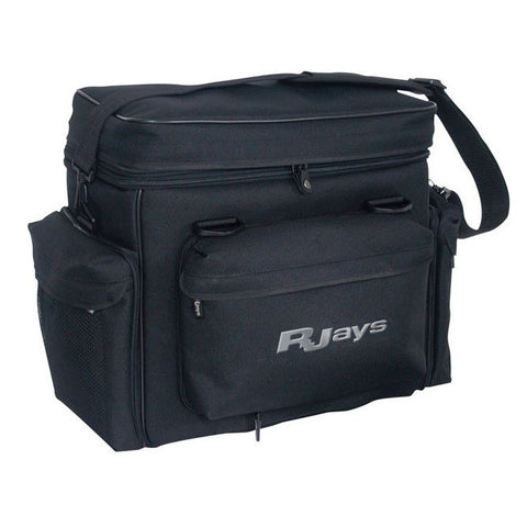 RJAYS Explorer Expandable 47-82L Rack Mounted Bag