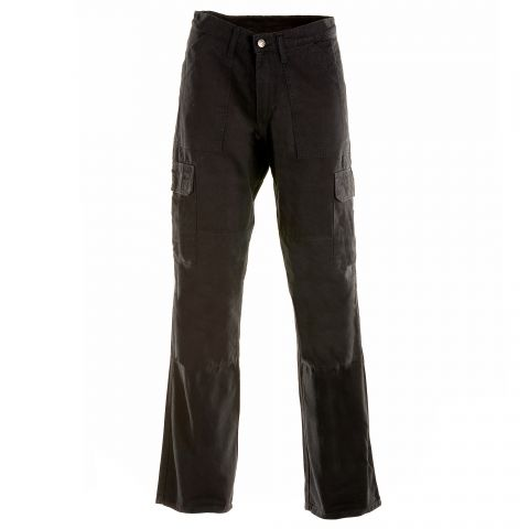 Draggin Jeans Cargo Pants Black Mens