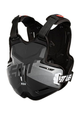 Leatt 2.5 Rox Chest Protector  - Black/Brushed
