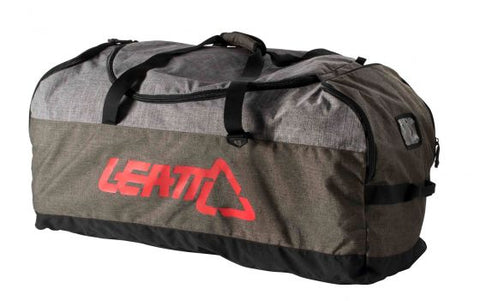 Leatt 7400 120L Duffel Bag  - Grey/Black