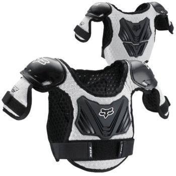 Fox Titan PW1 Pee Wee Kids Toddler Body Armour Roost Deflector - MotoHeaven