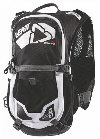 Leatt 3.0 GPX Off-Road Cargo Hydration  - Black/White