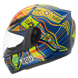 AGV K3 SV Rossi 5 Continents - MotoHeaven - 3