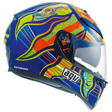 AGV K3 SV Rossi 5 Continents - MotoHeaven - 2