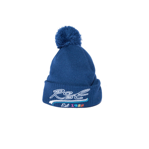 RST Bobble Beanie Blue One Size