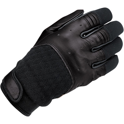 Biltwell Bantam Motorcycle Gloves - Black