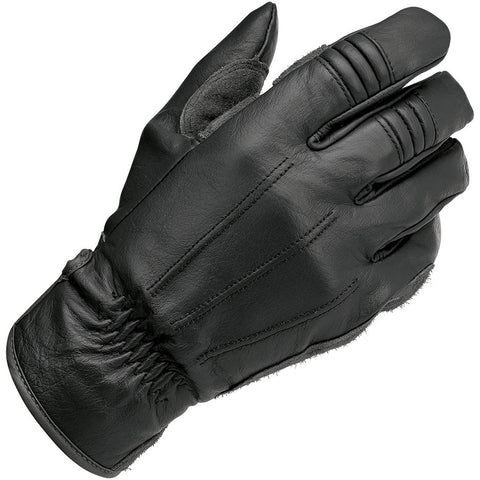 Biltwell Work Motorcycle Gloves - Black