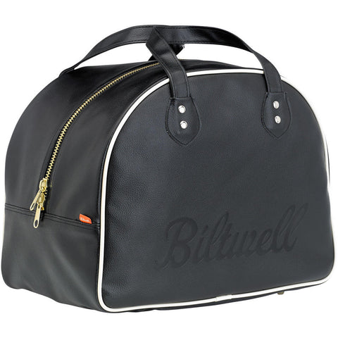 Biltwell Rover Helmet Bag - Black/White
