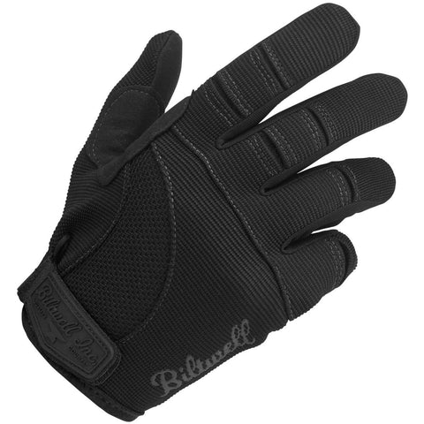 Biltwell Moto Motorcycle Gloves - Black