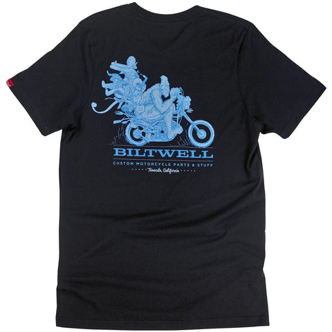 Biltwell Bigfoot T-Shirt - Black