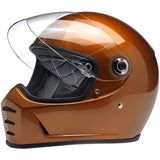 Biltwell Lane Splitter Helmet - Gloss Copper