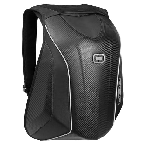 Ogio No Drag Mach 5Pack Stealth Motorcycle Street Black Bag