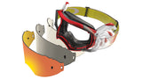 Oakley Airbrake Matt White Race Ready - MotoHeaven - 2
